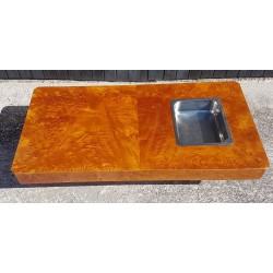 Table basse vintage Loupe...
