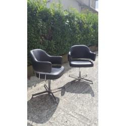 Table chaises de salon ou jardin en verre et fer forgé